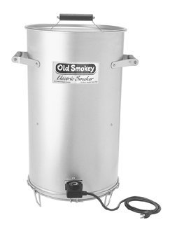 6. Old Smokey Electric Smoker