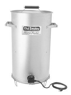Old Smokey Grey Electric Smoker