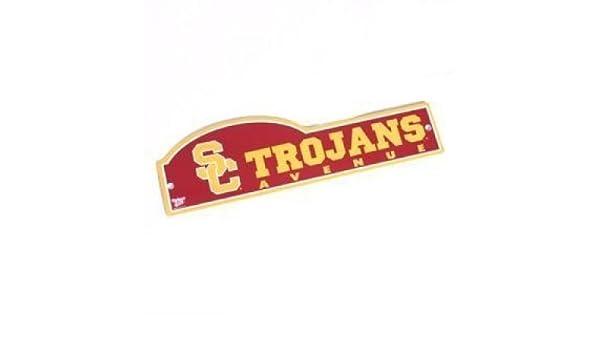 NCAA USC Trojans WinCraft Official Round Clock