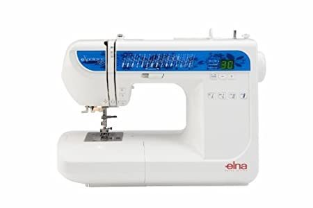 Elna EXperience 40 Sewing Machine By Elna Amazoncouk Kitchen Home Unique Elna Sewing Machine Feet Uk