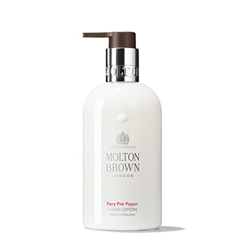 Molton Brown Fiery Pink Pepper Hand Lotion, 10 Fl Oz (Molton Brown Body Wash 10 Fl Oz)