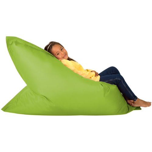 Bean Bag Bazaar Poltrona sacco per bambini Pouf a sacco grande per esterno di tessuto impermeabile al 100/%