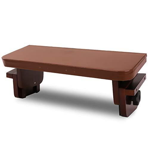 DAPU Height Adjustable Folding Meditation Stool With