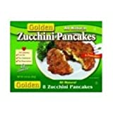 GOLDEN Pancake, Zucchini, 10.6 Ounce (Pack of 12)