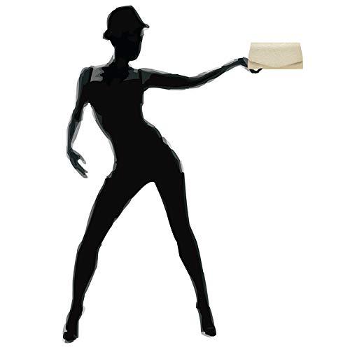 Strutturata Champagne Lucida Caspar Elegante Ta526 Donna Pochette Pq4wnxR7U
