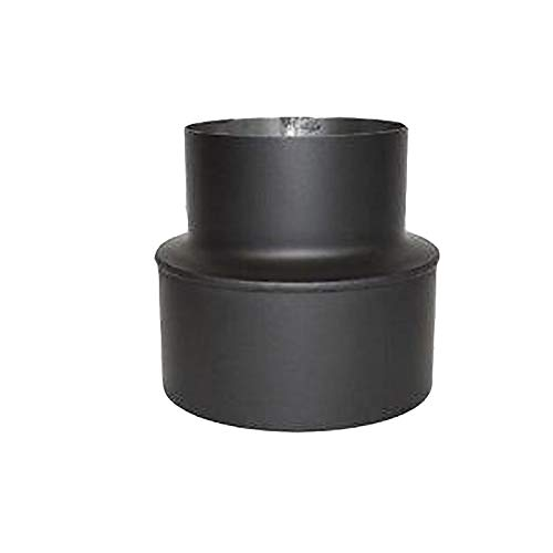 Smoking Pipe, Stove Flue 2mm Reducer 150120Cast Kamin-Store24