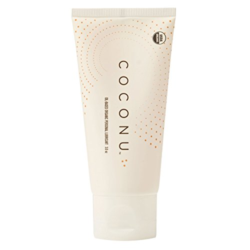 Large Product Image of Coconu Organic Personal Lubricant - Coconut Oil-based - 3 Fluid Ounce