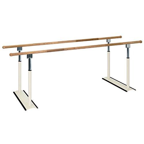 高田ベッド 簡易平行棒 パラレルWX 長さ200cm B00LQG2L4K
