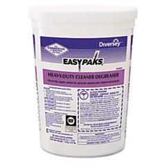 Easy Paks DRA90682 Heavy-Duty Cleaner/Degreaser Powder 1.5 oz. Packet 2/Carton, N/A ()