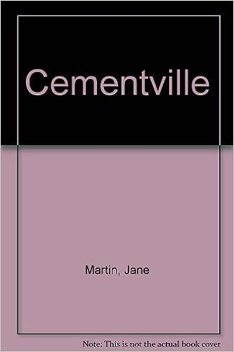 Book Cementville