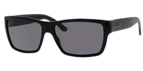 Sunglasses Gucci Gucci 1000/S 0807 Black / 3H - Safilo Sunglasses Gucci