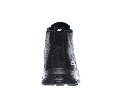 Skechers Tronchetto 12892 Bbk Donna Black Scarpa Y4qOrYw