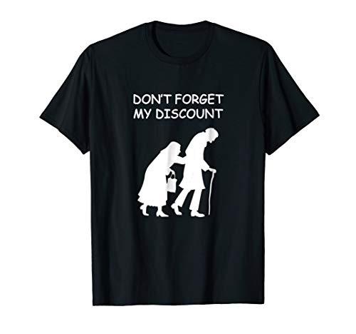 (Senior Citizen Shirt Discount