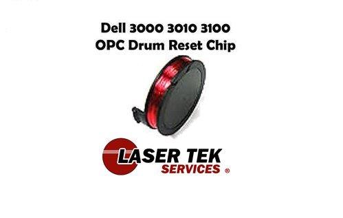 Dell 3100 3100CN 3000 3000CN Series Drum Reset (3100cn Drum)