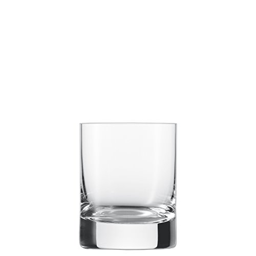Schott Zwiesel Tritan Crystal Glass Paris Barware Collection Cocktail Tasting/Whiskey/Juice, 5.1-Ounce, Set of ()