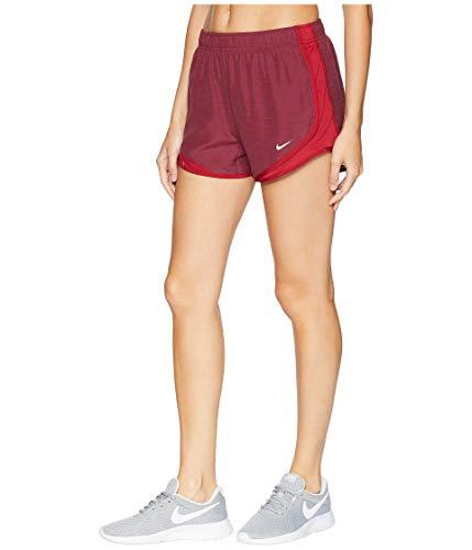 Nike Women's Dry Tempo Short Red Crush/Red Crush/Red Crush/Wolf Grey X-Small 3 by Nike (Image #2)