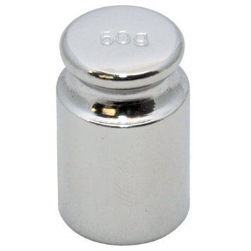 cpuk (TM) 100 G gramo Gr gramos Peso de calibración para bolsillo, equilibrio
