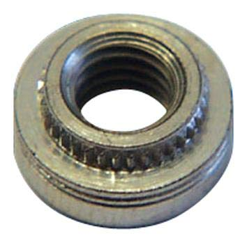 02.17.159 - NUT, SELF CLINCHING, SS, M5, 1.5MM PANEL (Pack of 10)