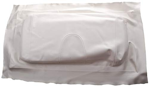 Club Car Precedent Golf Cart WHITE Replacement Bottom Seat Cover