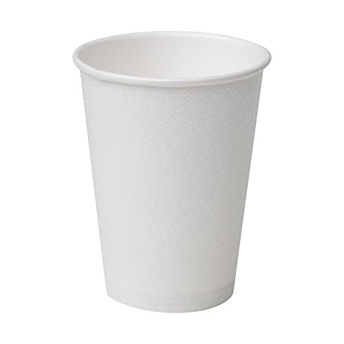 Perfectouch - 5338W - 8 oz. Insulated Paper Hot or Cold Cup - White by PerfecTouch