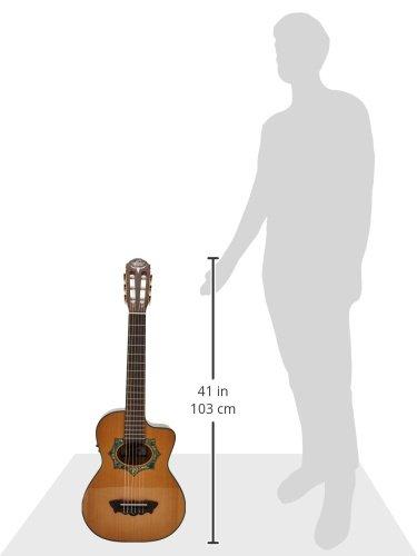 Oscar Schmidt oh30sce Guitarra Eléctrica, acústica Requinto: Amazon.es: Instrumentos musicales