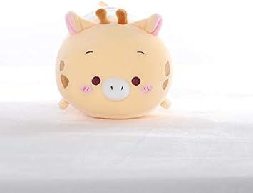 Peluche que lleva el lindo juguete de animales de la serie Zoo para niños amigos regalos jirafa de 23 cm