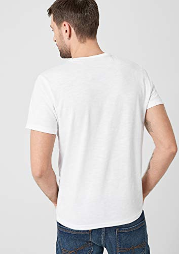 Bianco Uomo 0100 S oliver white shirt T wnqTnx0IH1
