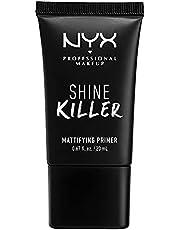 NYX PROFESSIONAL MAKEUP Shine Killer Mattifying Primer, Vegan Face Primer (Packaging May Vary)