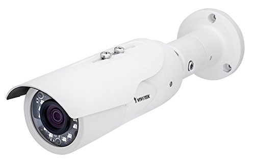 (Vivotek Ib8369A 2Mp Outdoor Vandal-Resistant Network Bullet Camera)