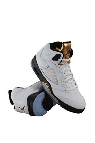 Nike - Air Jordan 5 Retro Gold Tongue - 136027133