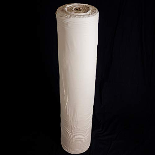 - Birdseye Organic Unbleached Fabric Roll - 200 Yards