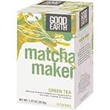 Matcha Maker Green Tea, 18 Tea bags by Good Earth Teas (Pack of 2)