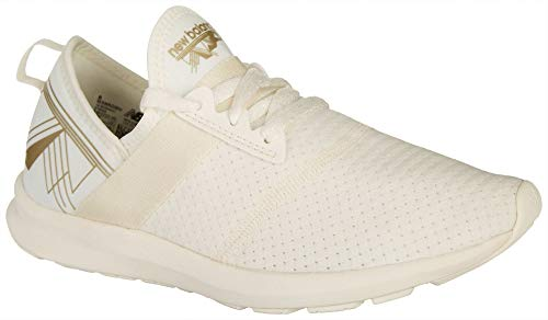 (New Balance Women's Nergize V1 FuelCore Sneaker,SEA SALT,8.5 B US)