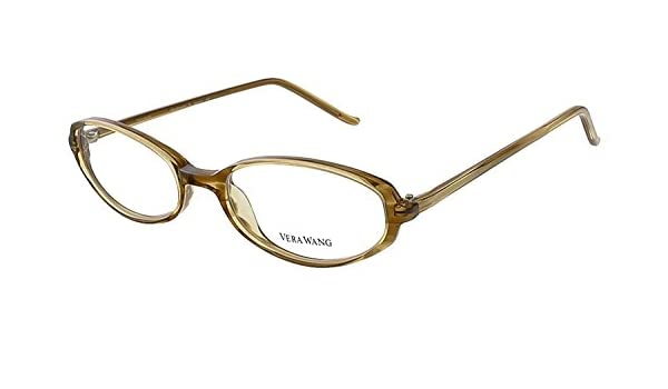 VERA WANG Eyeglasses V009 Tabac 49MM