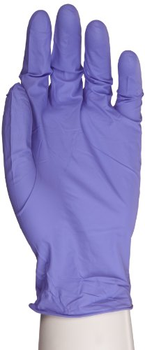 Microflex Supreno SE Nitrile Glove, Powder Free, 9.6'' Length, 4.7 mils Thick, Large (Pack of 1000) by Microflex