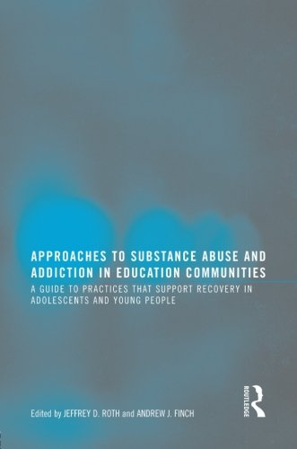 effects of substance addiction on adolescents (need complete in 20 hours) Adolescent substance abuse and addiction the adolescent health facts (2012), which stated that 20% of high school students drank alcohol for the first time before the age of 13 in 2011 we will write a custom essay sample on adolescence and substance abuse or addiction specifically for.