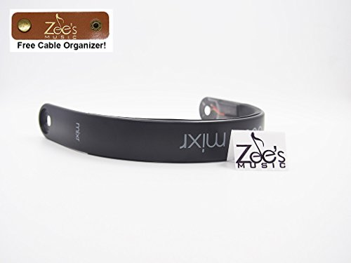 Zee's Music Matte Black Color Replacement Headband top parts for Beats by Dre Mixr repair part