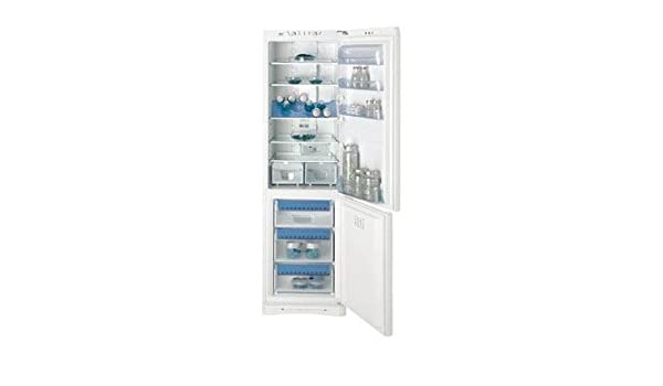Indesit BAN 13 nevera y congelador Independiente Blanco 306 L ...