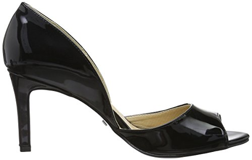 Nero Buffalo con Tacco Shoes Black 182760 01 Donna Scarpe ptYrPYqw