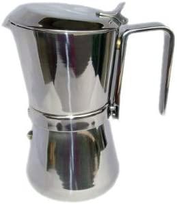 Giannini 3006010 - Cafetera exprés, plata: Amazon.es: Hogar