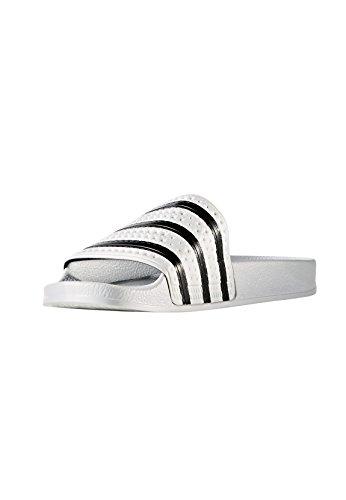 Weiß Weiß 10K para Mujer Adidas Schwarz Zapatillas OI4xYwY
