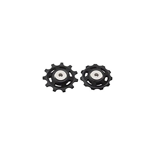 SHIMANO XT 11 Speed Mountain Pulley Wheel Kit Black, XT RD-M8000