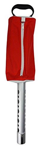 (Paragon Golf Shag Bag (Red) )