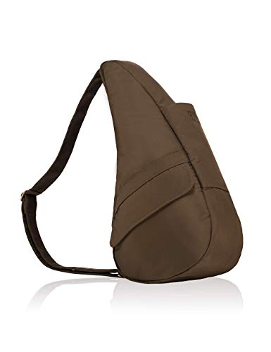 - AmeriBag X-Small Microfiber Healthy Back Bag Tote, Chocolate, One Size
