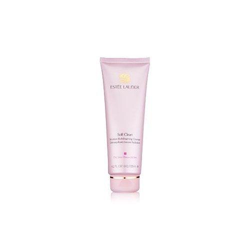 Estee Lauder Soft Clean Moisture Rich Foaming Cleanser (Dry Skin) (CC7) - Skin Lauder Dry Estee Cleanser