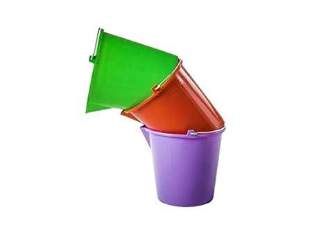Ecoplast Secchio Multicolore 7 lt