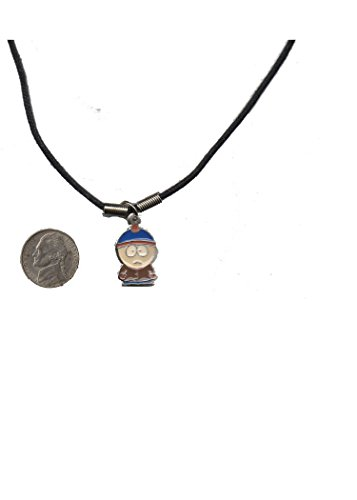 COMEDY CENTRAL STAN SOUTH PARK METAL NECKLESS PENDANT