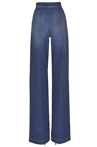 Algodon Jeans Azul Franchi Mcgldnm000005020e Mujer Elisabetta Xwxq1YIOtX