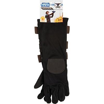 Rubie's Costume Star Wars Anakin Skywalker Child's Gloves: Toys & Games