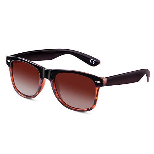 8238d1de88a Polarized Sunglasses for Men Retro - FEIDU Polarized Retro Sunglasses for  Men FD2149 (H-